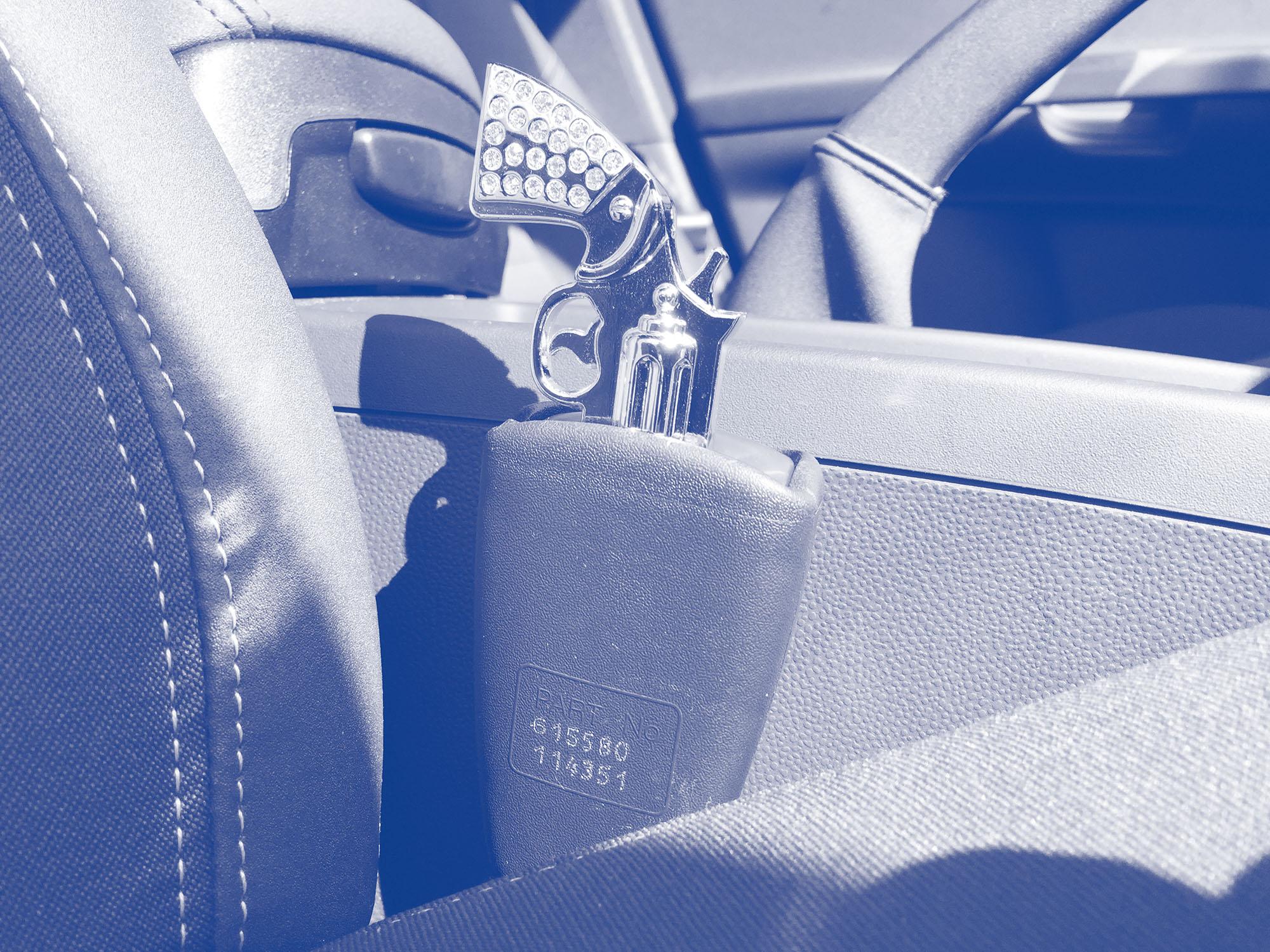 Seat Belt Hacks Works That Work Magazine